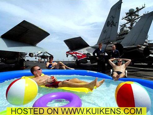 Air Force Pleasure