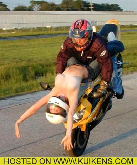 Hot Motor Chick